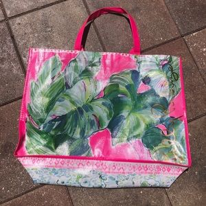 Large Lilly Pulitzer Tote